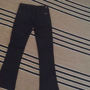 7 For All Mankind Jeans - Black jeans